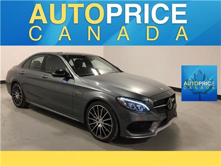 2017 Mercedes-Benz AMG C 43 Base (Stk: W2999) in Mississauga - Image 1 of 28