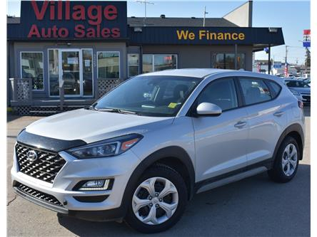 2019 Hyundai Tucson Essential w/Safety Package (Stk: P38175) in Saskatoon - Image 1 of 18
