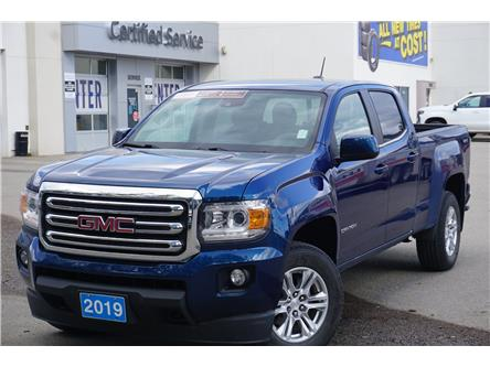 2019 GMC Canyon SLE (Stk: 21-167A) in Salmon Arm - Image 1 of 27