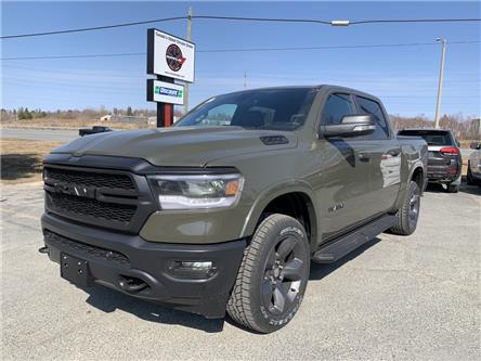 2021 RAM 1500 Big Horn (Stk: 6938) in Sudbury - Image 1 of 20