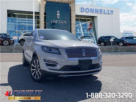 2019 Lincoln MKC Reserve (Stk: PLDV95A) in Ottawa - Image 1 of 29