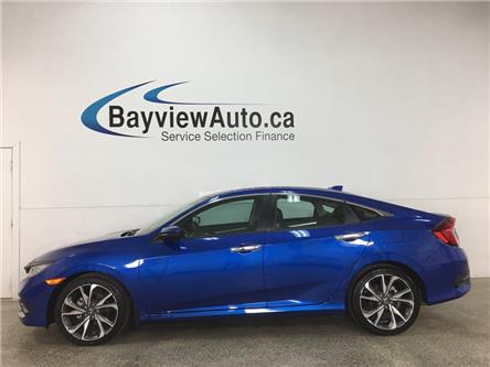 2019 Honda Civic Touring (Stk: 37751W) in Belleville - Image 1 of 30