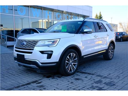 2019 Ford Explorer Platinum (Stk: 959980) in Ottawa - Image 1 of 21