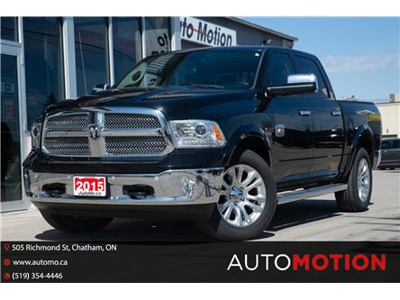 2015 RAM 1500 Longhorn (Stk: 21464) in Chatham - Image 1 of 27