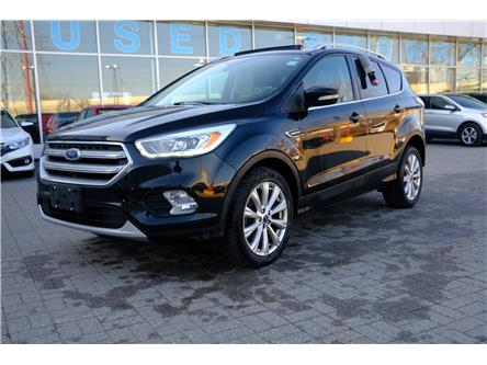 2017 Ford Escape Titanium (Stk: 958491) in Ottawa - Image 1 of 17