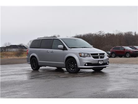 2019 Dodge Grand Caravan GT (Stk: U9613) in London - Image 1 of 22
