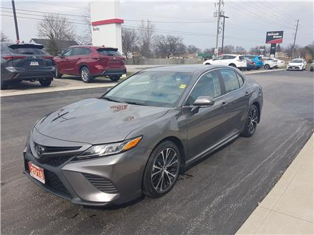 2018 Toyota Camry SE (Stk: 9101) in Sarnia - Image 1 of 6