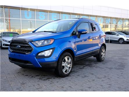 2018 Ford EcoSport SES (Stk: 2004121) in Ottawa - Image 1 of 14