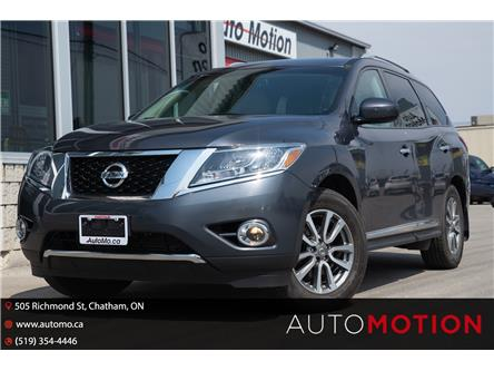 2013 Nissan Pathfinder  (Stk: 21506) in Chatham - Image 1 of 29