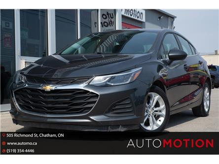 2019 Chevrolet Cruze LT (Stk: 21406) in Chatham - Image 1 of 22