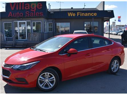 2017 Chevrolet Cruze LT Auto (Stk: P38259) in Saskatoon - Image 1 of 19