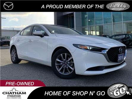 2019 Mazda Mazda3 GS (Stk: UM2594) in Chatham - Image 1 of 21