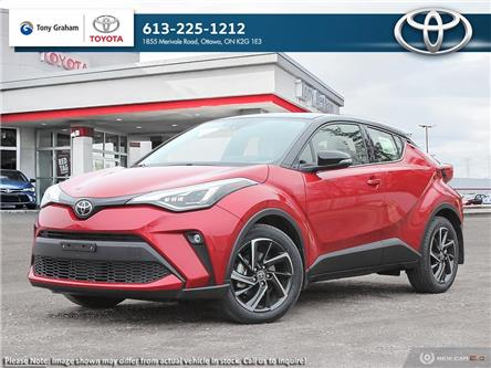 2021 Toyota C-HR Limited (Stk: 60333) in Ottawa - Image 1 of 22