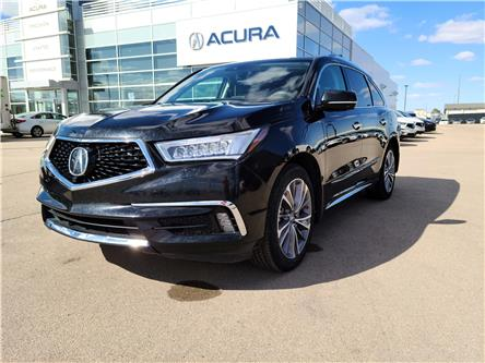 2018 Acura MDX Elite Package (Stk: A4410) in Saskatoon - Image 1 of 19