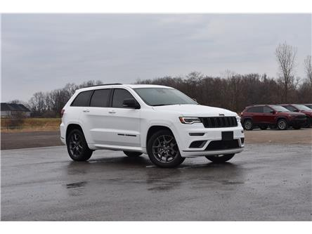 2020 Jeep Grand Cherokee Limited (Stk: U9619) in London - Image 1 of 23