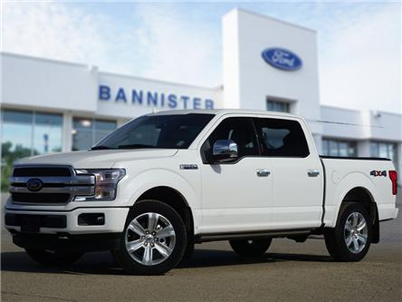 2020 Ford F-150 Platinum (Stk: PW2127) in Dawson Creek - Image 1 of 21
