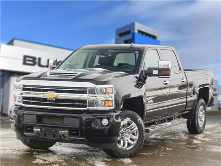 2019 Chevrolet Silverado 3500HD High Country (Stk: 4638A) in Dawson Creek - Image 1 of 15
