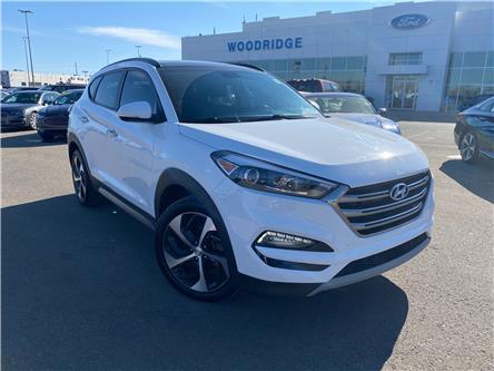 2017 Hyundai Tucson SE (Stk: 17797) in Calgary - Image 1 of 20