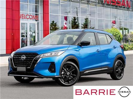 2021 Nissan Kicks SR (Stk: 21135) in Barrie - Image 1 of 23