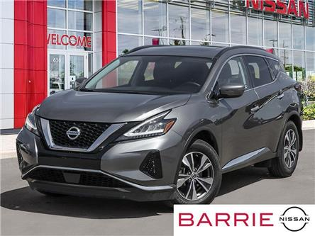 2021 Nissan Murano SV (Stk: 21155) in Barrie - Image 1 of 20