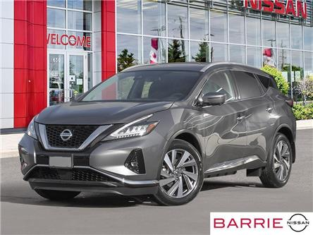 2021 Nissan Murano SL (Stk: 21156) in Barrie - Image 1 of 23