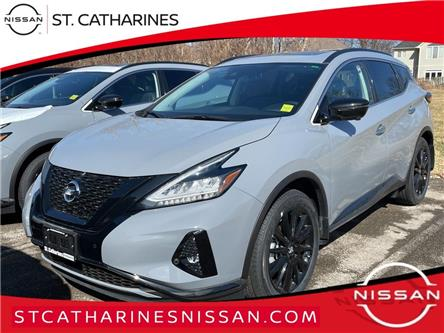 2021 Nissan Murano Midnight Edition (Stk: MU21003) in St. Catharines - Image 1 of 5