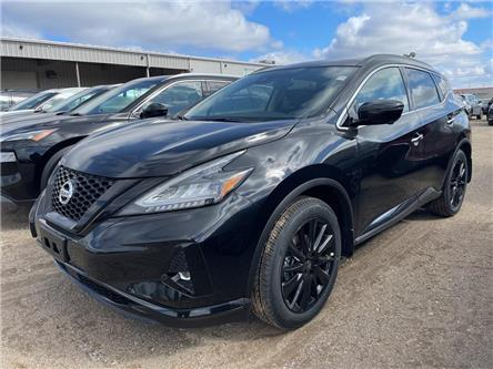 2021 Nissan Murano Midnight Edition (Stk: Y0128) in Cambridge - Image 1 of 6