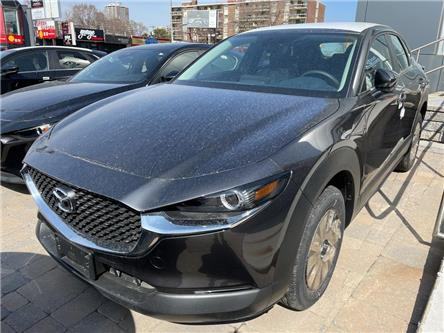 2021 Mazda CX-30 GX (Stk: 21046) in Toronto - Image 1 of 5
