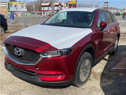 2021 Mazda CX-5 GX (Stk: 21462) in Toronto - Image 1 of 5