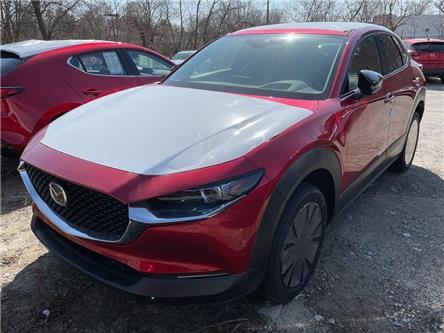 2021 Mazda CX-30 GT w/Turbo (Stk: 21937) in Toronto - Image 1 of 5