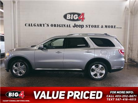 2015 Dodge Durango Limited (Stk: 20T268A) in Calgary - Image 1 of 15