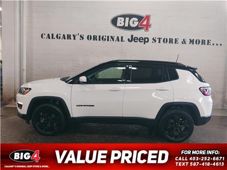 2018 Jeep Compass North (Stk: 21T056A) in Calgary - Image 1 of 16