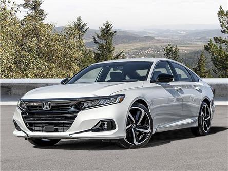 2021 Honda Accord SE 1.5T (Stk: 21260) in Milton - Image 1 of 23