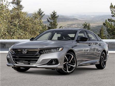 2021 Honda Accord SE 1.5T (Stk: 21261) in Milton - Image 1 of 23