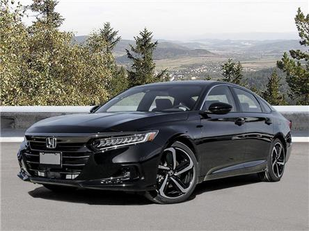 2021 Honda Accord SE 1.5T (Stk: 21266) in Milton - Image 1 of 23