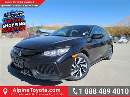 2018 Honda Civic LX (Stk: U308035) in Cranbrook - Image 1 of 23
