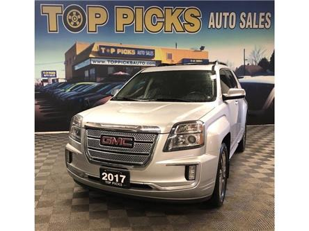 2017 GMC Terrain Denali (Stk: 210486) in NORTH BAY - Image 1 of 27