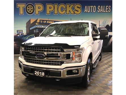2018 Ford F-150 XLT (Stk: E99322) in NORTH BAY - Image 1 of 28