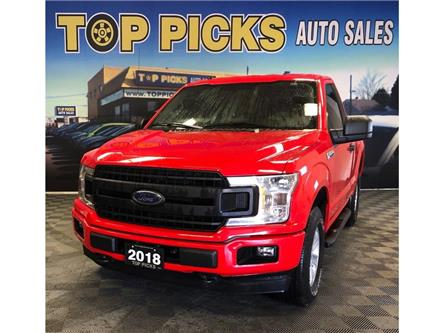 2018 Ford F-150 XL (Stk: A51751) in NORTH BAY - Image 1 of 24