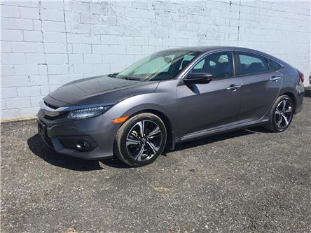 2018 Honda Civic Touring (Stk: 3349) in Belleville - Image 1 of 13