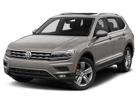 2021 Volkswagen Tiguan Highline (Stk: 366SVN) in Simcoe - Image 1 of 9