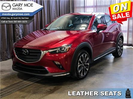 2019 Mazda CX-3 GT (Stk: 1X32055A) in Red Deer - Image 1 of 26