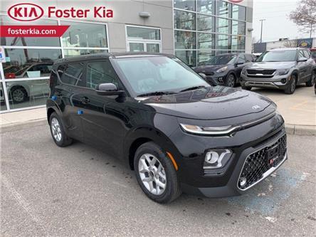2021 Kia Soul  (Stk: 2111619) in Toronto - Image 1 of 8