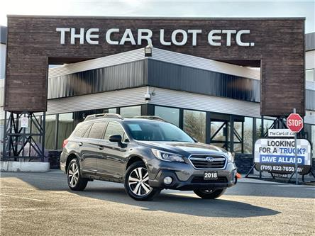 2018 Subaru Outback 2.5i Limited (Stk: 21075) in Sudbury - Image 1 of 30