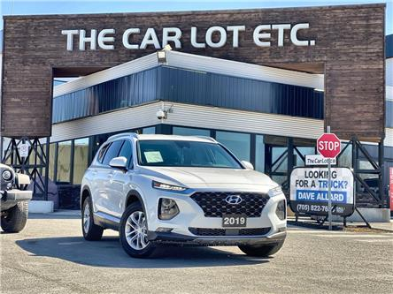 2019 Hyundai Santa Fe ESSENTIAL (Stk: 20511) in Sudbury - Image 1 of 28