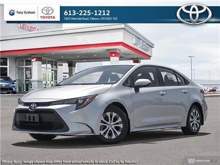 2021 Toyota Corolla Hybrid Base w/Li Battery (Stk: 60334) in Ottawa - Image 1 of 23
