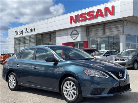 2017 Nissan Sentra 1.8 S (Stk: P2795) in Cambridge - Image 1 of 26