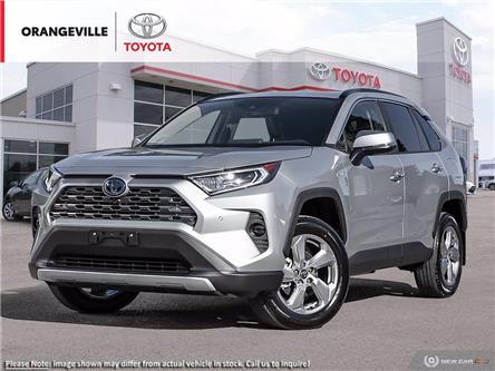 2021 Toyota RAV4 Hybrid Limited (Stk: 21319) in Orangeville - Image 1 of 23