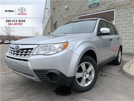 2011 Subaru Forester X CONVENIENCE (Stk: 49238A) in Brampton - Image 1 of 23