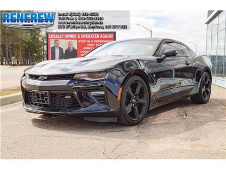 2018 Chevrolet Camaro 2SS (Stk: P1783) in Renfrew - Image 1 of 27